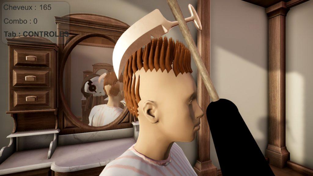 Fossoy'Hair, le jeu