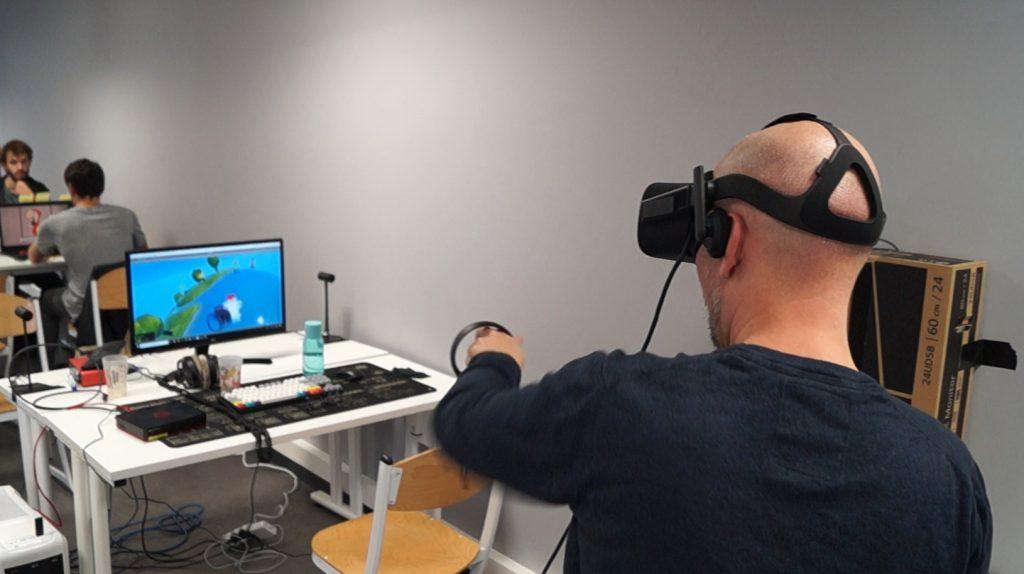 Reaper VR 3000, le jeu